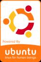 Pegatina Ubuntu Linux