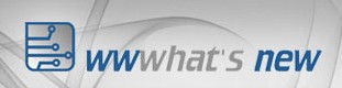 wwhat's new logo