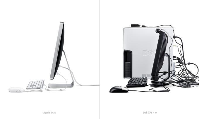 Apple iMac vs Dell XPS 410