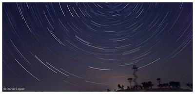 Perseidas, lluvia de estrellas 2007