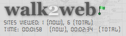 Walk2web