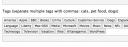 click tags