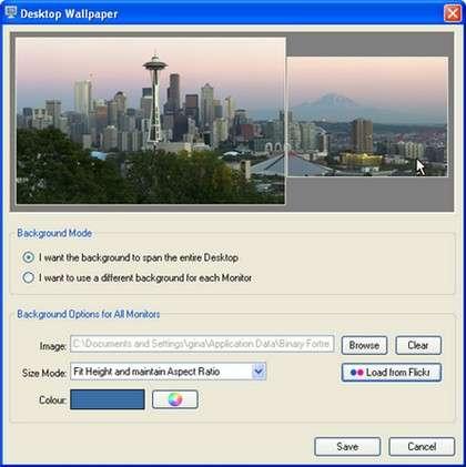 captura DisplayFusion