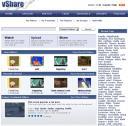 Portal de vídeo como Youtube