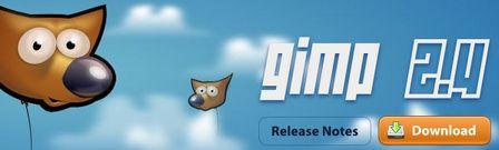 Gimp 2.4.0