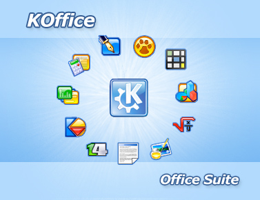KOffice 2.0 apps