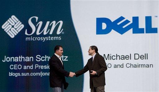 Dell y Sun juntos