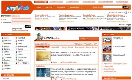 nuevo juegosweb.ocm