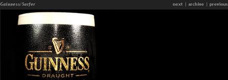 Fondo de pantalla Guinness dual monitor