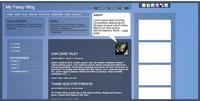 Tema WordPress Aqua Marina