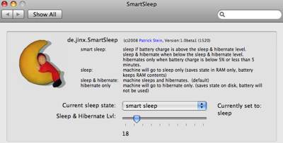 SmartSleep captura