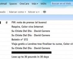 Nuevo Hotmail, ahora Live Mail
