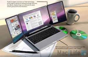 Apple Tribook