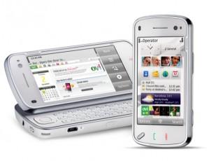 nokia N97 teléfono