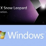 Windows 7 y Snow Leopard a la carrera