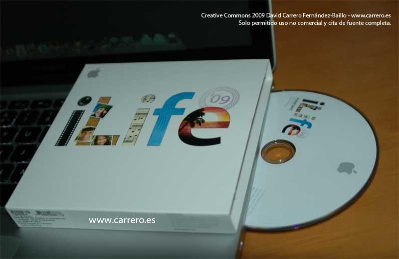 iLife'09 por Carrero.es