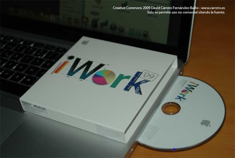 iwork09 por carrero.es