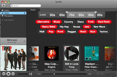 spotify, música gratis