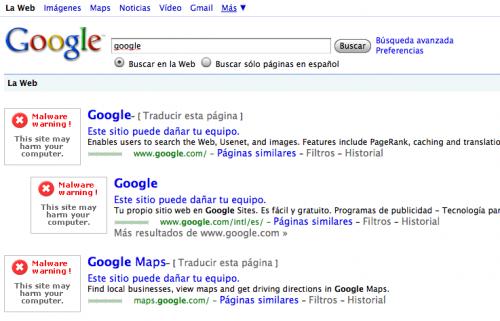 todo-en-google-es-malware