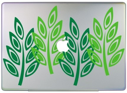 vinilo para decorar macbook