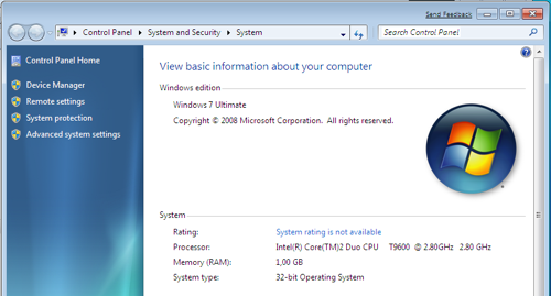 mi pc en Windows 7 beta que es gratis