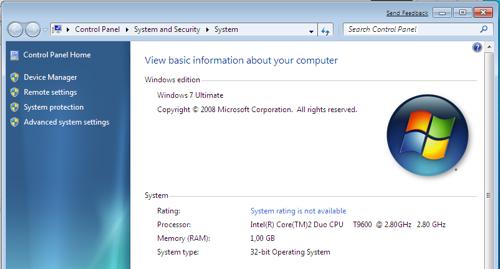 mi pc en Windows 7 beta que es gratis