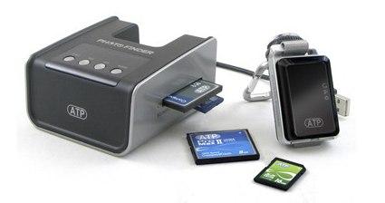 GPS photofinder mini