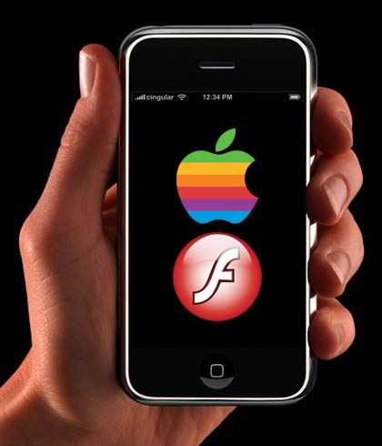 flash  for iphone and flash for ipod