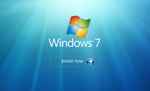 windows 7 installer