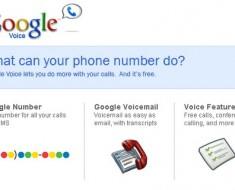 voz móvil con google voice