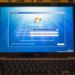 Ejecutando Windows 7 beta en un MacBook