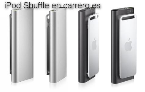4 ipod shuffle