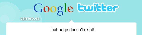 google twitter beta