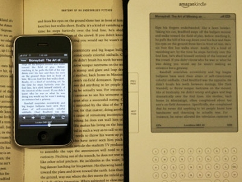 como un kindle para iphone e ipod touch  con stanza