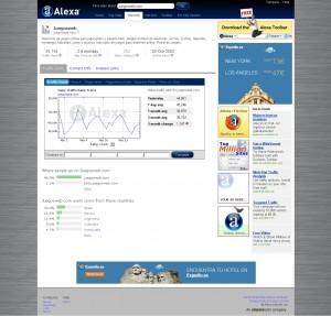 nuevo diseño web alexa