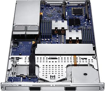 servidores mac apple Xserve nehalem