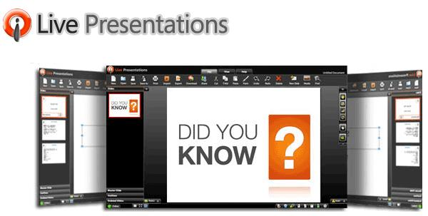live presentaciones