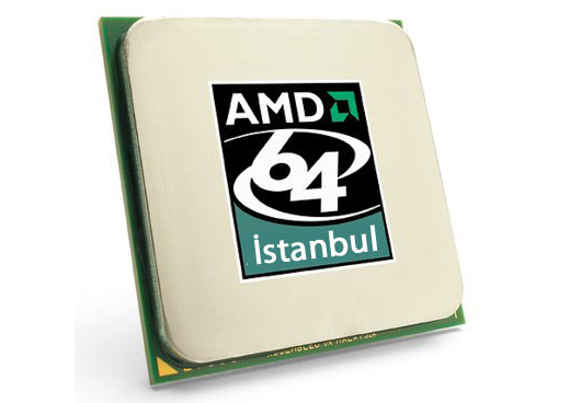 AMD six-core processor