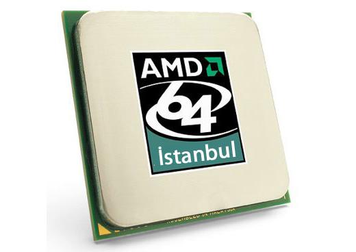 AMD six-core processor