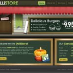 DelliStore un tema original para WordPress