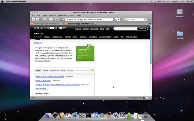 mac4linux-firefox