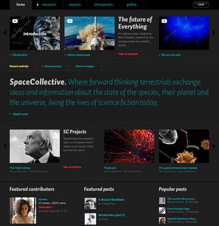 estructura blog innovador