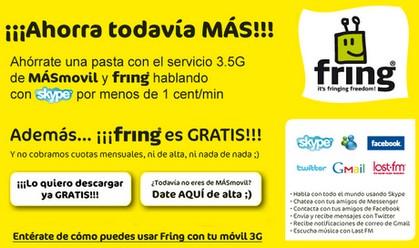 masmovil llamadas gratis con skype