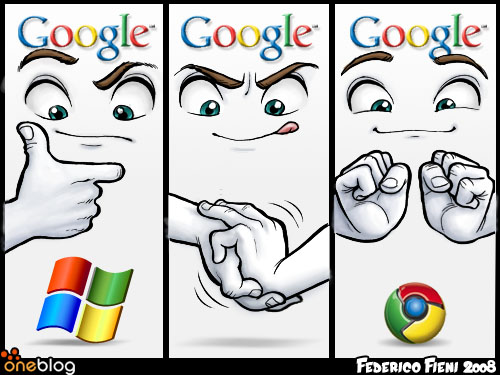 windows vs google chrome os