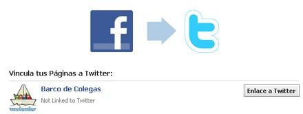 facebook twitter apps
