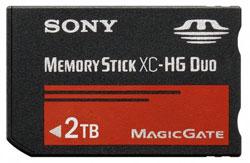 memorystick 2tb
