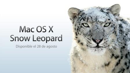os X snow leopard