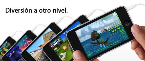 apple juegos para ipod touch y iphone