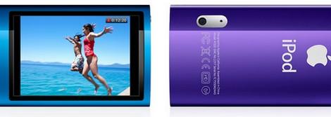 Cámara de vídeo para el iPod Nano 5g