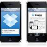 Dropbox ahora también en iPod Touch e Iphone